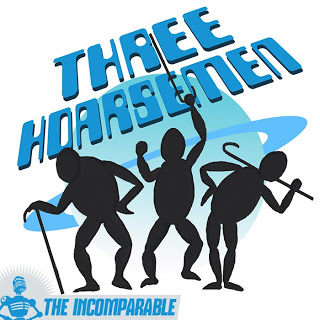 Interview on The Three Hoarsemen